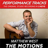The Motions (Performance Tracks) (EP)